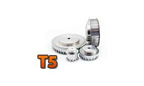 Koła do pasów T2.5 T5 T10 - Koła T5
