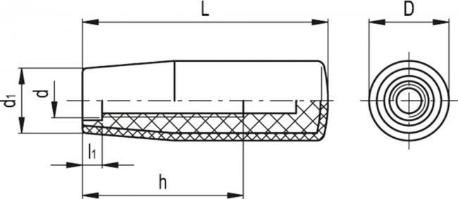 Rękojeści I.680 SOFT