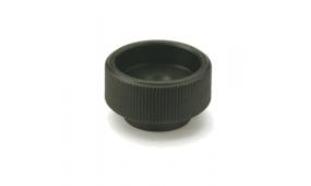 Pokrętła radełkowane DIN 6303
