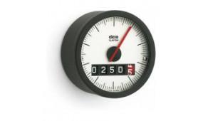 Cyfrowo-analogowe wskaźniki obrotów z napędem przymusowym PW12