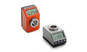 Elektroniczne wskaźniki położenia z napędem bezpośrednim, zasilane baterią DD52R