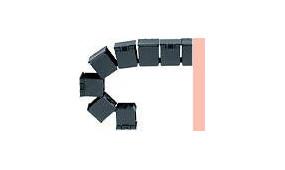 Modułowe prowadniki przewodów - System E1