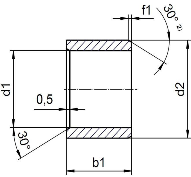 Tuleje ślizgowe iglidur® A180