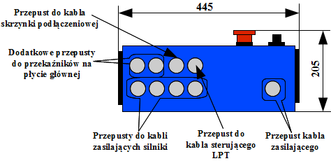 USN-3D8A z dołu