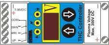 thc controller. sposób podłączenia