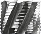 Frez walcowo-czołowy DIN 1880 40-NR-Z8 HSS-E