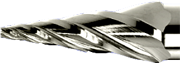 Frez stożkowy DIN 1889-EA 1:20 12 K-H HSS