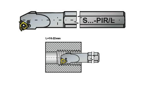 Nóż składany PAFANA S25S-PIR 16