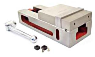 Imadło maszynowe stałe AM/160/140/S