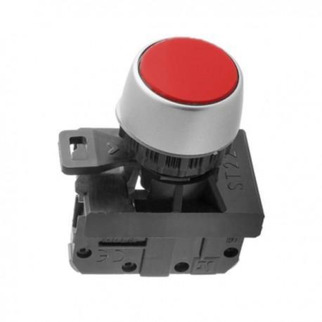 Przycisk sterowniczy ST22-AKC-01 czerwony NC Spamel