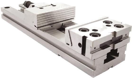 Imadło maszynowe stalowe PREC/125/150