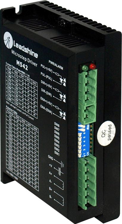Sterownik silnika krokowego SSK-B03 (M542) - 4.2A