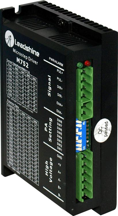 Sterownik silnika krokowego SSK-B12 (M752) - 5.2A