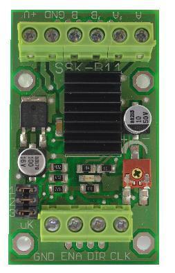 Sterownik silnika krokowego SSK-B11 - 1A