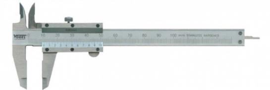 Suwmiarka noniuszowa 0-100mm/00,5 VOGEL