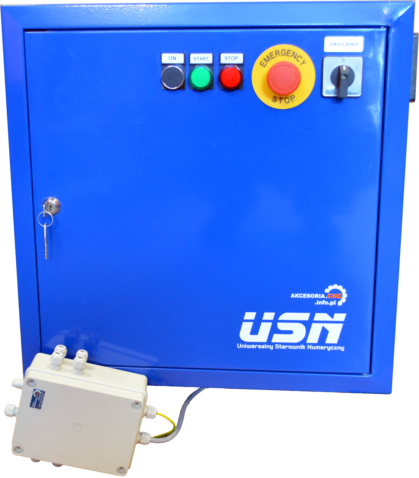Uniwersalny sterownik numeryczny USN-THC-4DE808