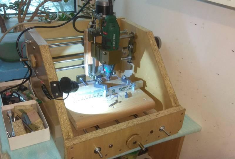 Inne rodzaje Frezarka CNC - jak zbudować maszynę CNC? - Wiedza EBMiA.pl FC55