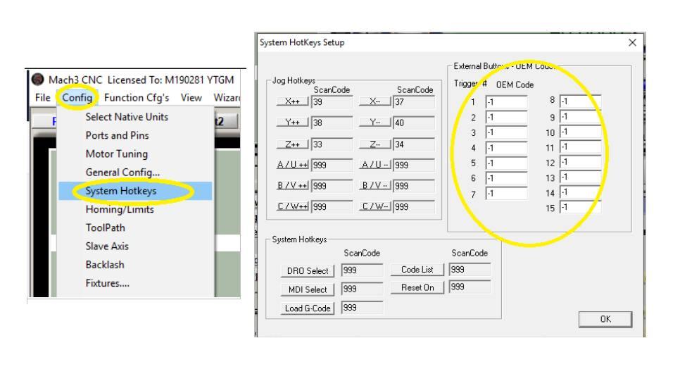 Jak podłączyć i skonfigurować przyciski sterownicze w